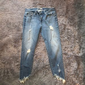 Denim - Cute jeans with holes